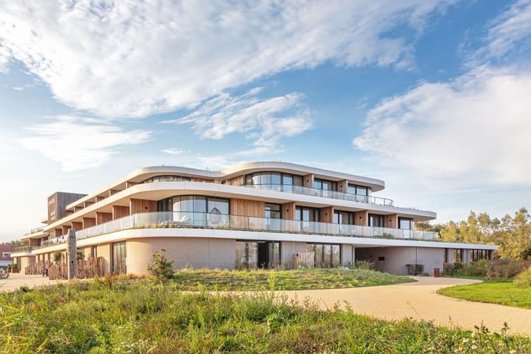 Duinhotel Breezand / RoosRos Architecten, © Laurens Kuipers
