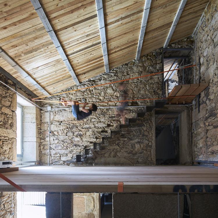Casa O Fieiro / Arturo Franco, © Alfonso Quiroga