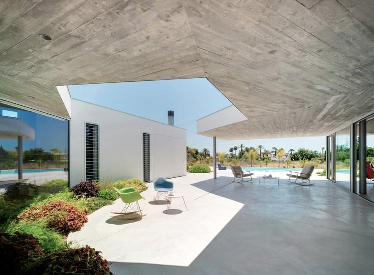 Casa Patioporche / Jaime Sepulcre Bernad, © David Frutos Ruiz