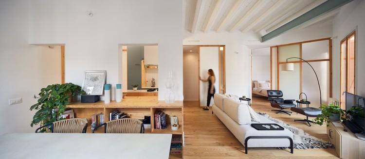 Apartamento A&A / LoCa Studio, © Pol Viladoms