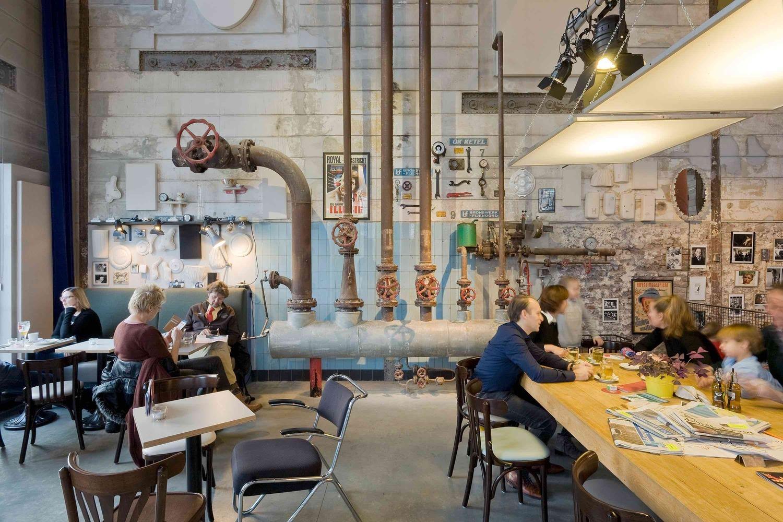 Confort olfativo en la arquitectura y el impacto de los olores en el bienestar,Lumière Cinema Maastricht / JHK Architecten + Verlaan & Bouwstra architecten. Image © Marcel van der Burg