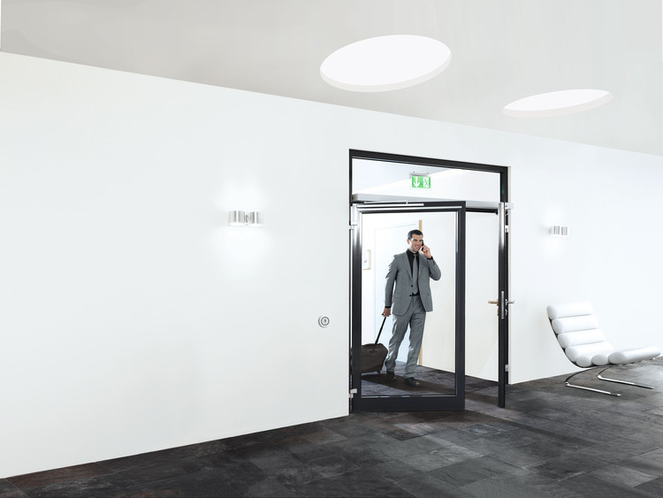 The Importance of Fire Doors for Creating Safe Buildings, Courtesy of dormakaba