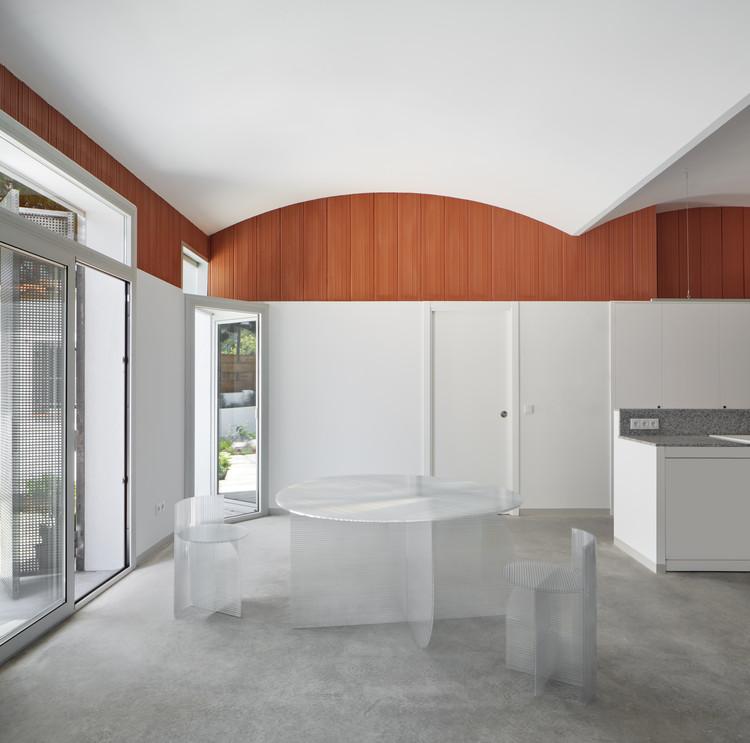 Apartment Renovation in Girona / Hiha Studio, © Pol Viladoms