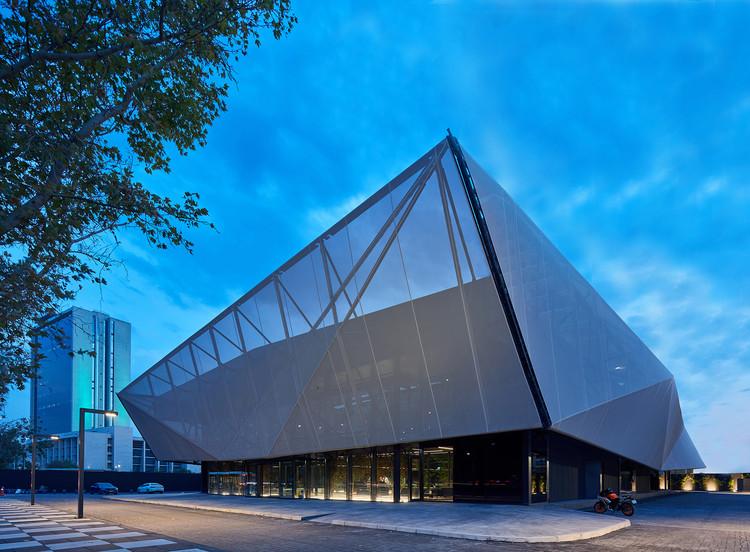 Merkez Ankara Showroom / Yazgan Design Architecture, Courtesy of Yazgan Design Architecture