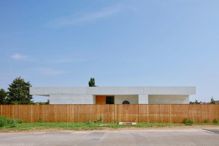 After-School Care & School Restaurant / LDA Architects, © Philippe Ruault
