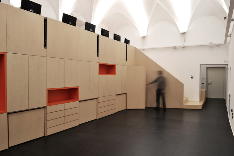 Courtesy of nuvolaB architetti associate