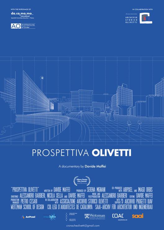 Presentation: Prospettiva Olivetti - The Documentary (2020)