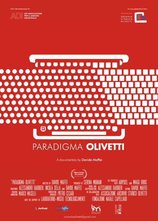 Presentation: Paradigma Olivetti - The documentary (2020)