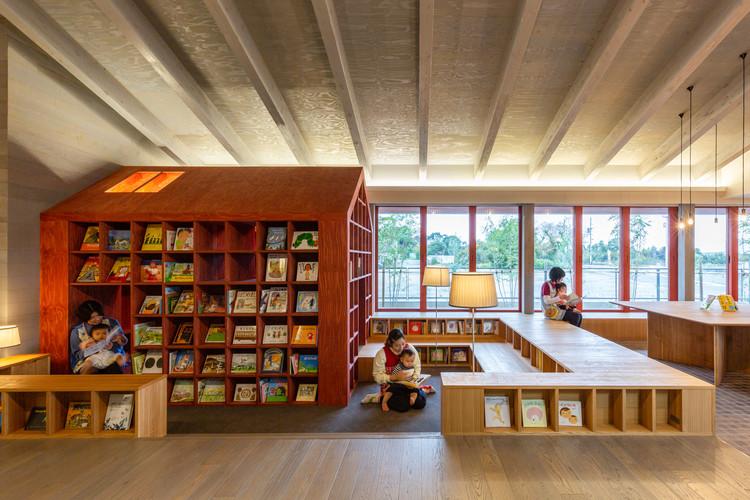 KNO Nursery / HIBINOSEKKEI + Youji no Shiro, © Studio Bauhaus