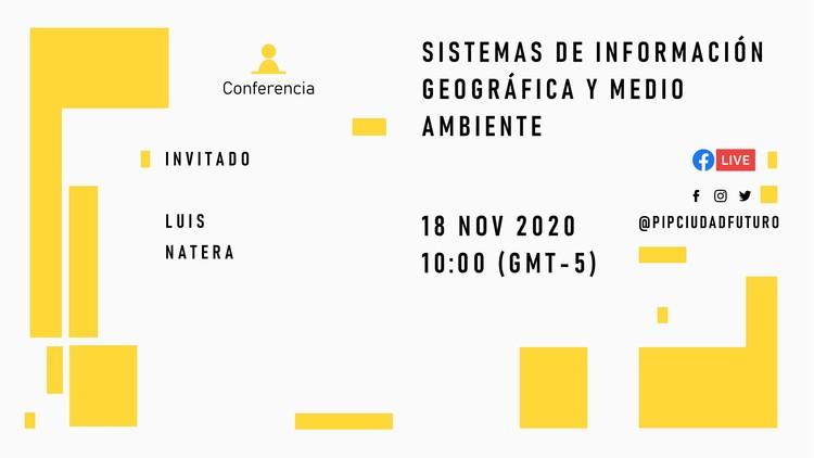 Sistemas de Información Geográfica (SIG) y Medio Ambiente, Wendy Sánchez