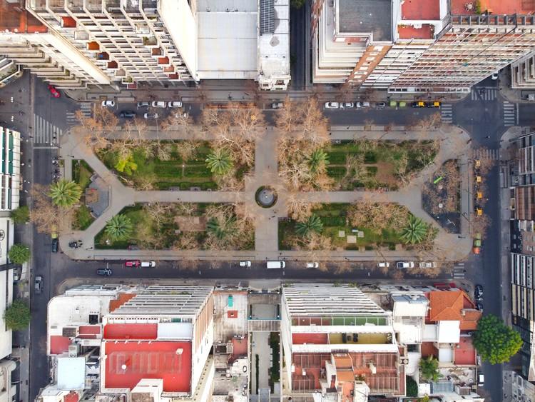 Plaza Pringles. Image © Federico Andres Padin