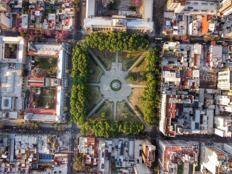Plaza San Martín. Image © Federico Andres Padin