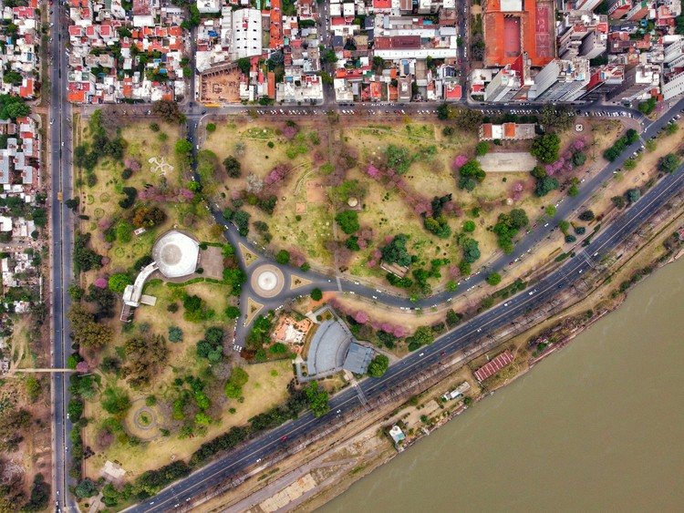 Parque Urquiza. Image © Federico Andres Padin