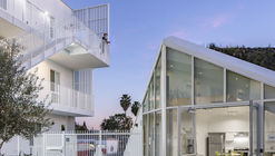 MLK1101 Supportive Housing  / Lorcan O'Herlihy Architects