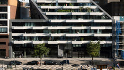 The Muse Residential Tower / Barcode Architects