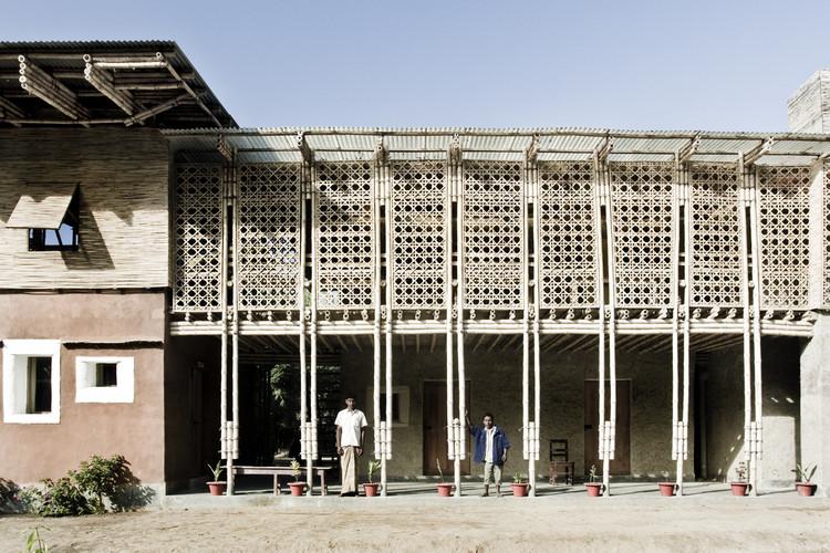 Desi Training Center  / Studio Anna Heringer, © Naquib Hossain