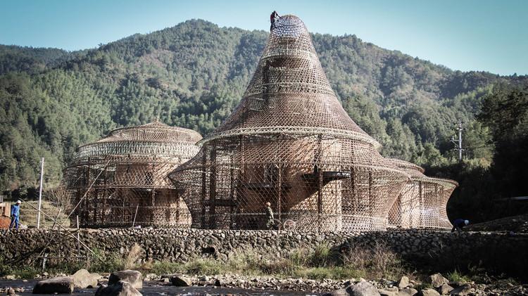 Bamboo Hostels China / Studio Anna Heringer, © Jenny JI