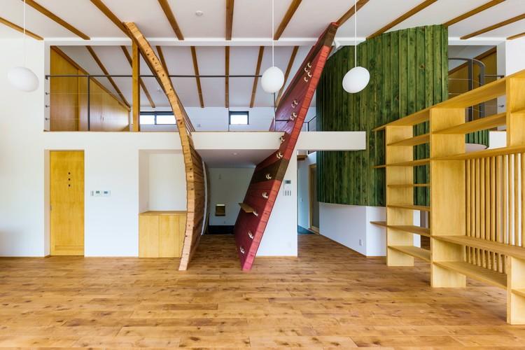 Hasami House / Jima Design, © Kazushi Hirano