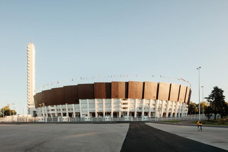 Helsinki Olympic Stadium / K2S Architects + Architects NRT, © Tuomas Uusheimo