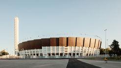 Helsinki Olympic Stadium / K2S Architects + Architects NRT