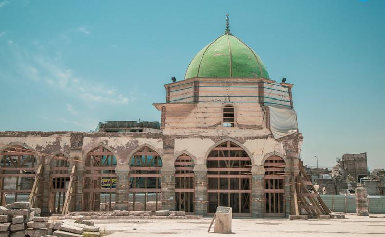 Chamada de concurso de projeto: Reconstrução e reabilitação do Complexo Al Nouri de Mosul, Courtesy of UNESCO