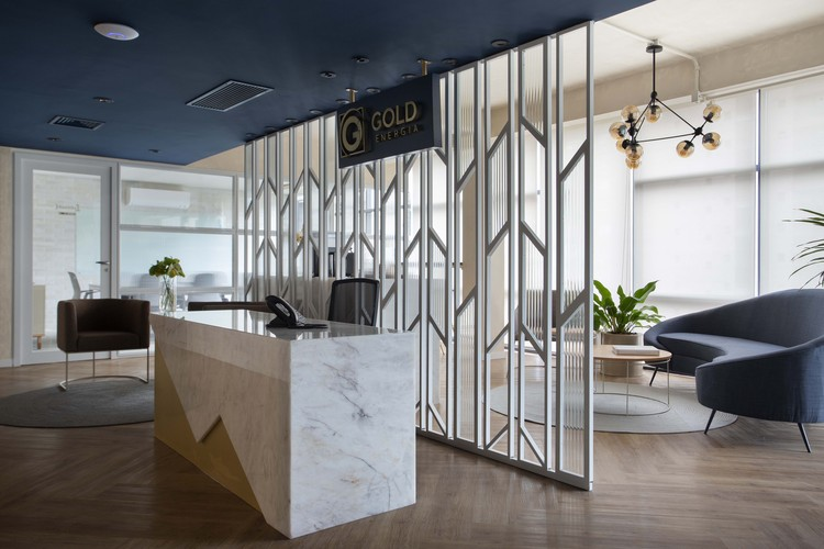 Escritório Gold Energia / Nop Arquitetura, © Denilson Machado – MCA Estúdio