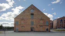 Art and Culture Center Kalevan Navetta / Hirvilammi Architects