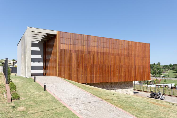 Residência AT / Zani Arquitetura, © Guilherme Siqueira