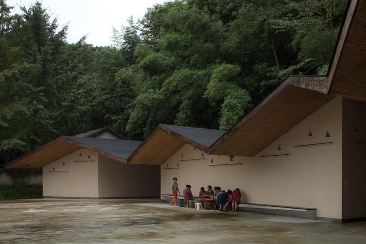 Jincheng Community, The Multi-purpose Public Space / Studio Dali Architects, © Arch-Exist