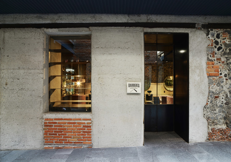 Capital Barber Shop / BBL Arquitectos, © Karen Pérez Cárdenas
