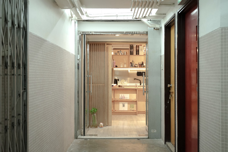 Agency in Factory Office / Absence from Island, © Chi, Ireen Sit