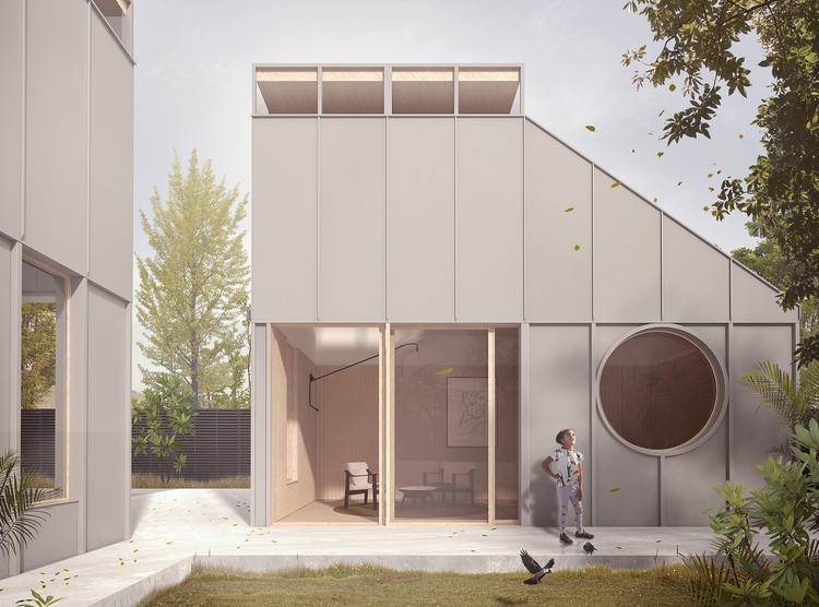 Morris+Company Launches Phäbb MODU Modular Housing, Courtesy of Morris+Company