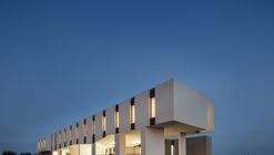 MD Centro de Abrigo Temporário / box: arquitectos