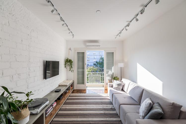 Apartamento F&G / Cabana arquitetura e design, © Marcelo Donadussi
