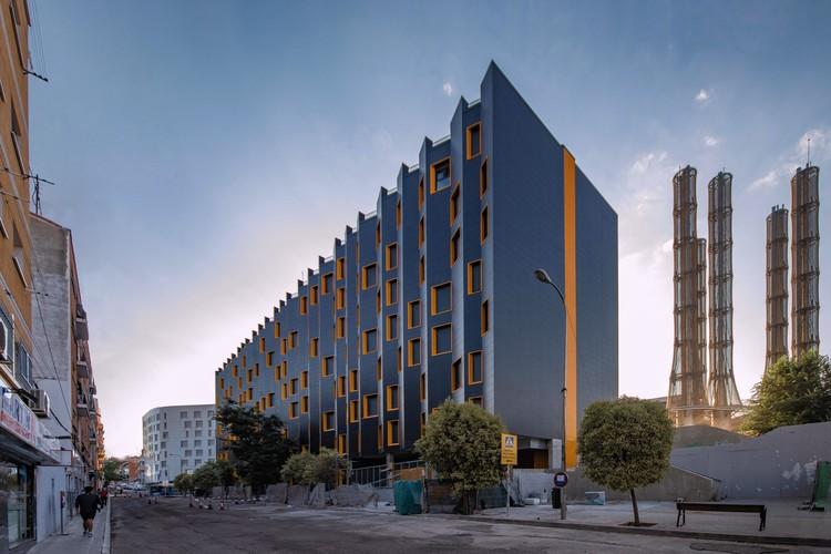 Vivienda social en Madrid NSA1 / Camacho Macia Arquitectos, © Javier Camacho