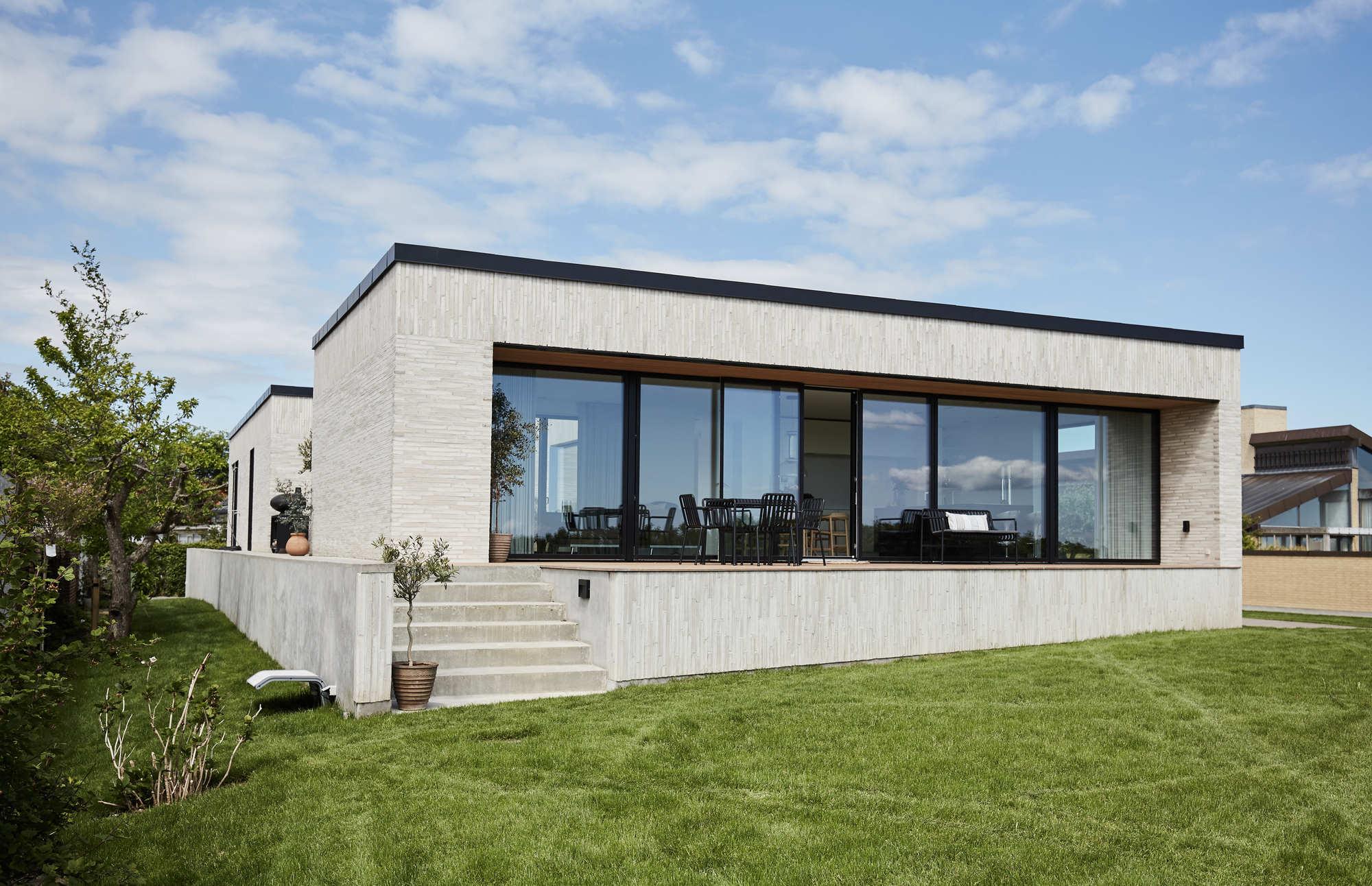 Casa Sand / Christoffersen & Weiling Architects