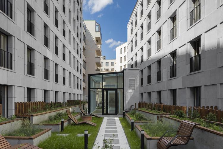 Veren Place Sovetskaya Residential Complex  / SPEECH architectural office, © Dmitry Chebanenko