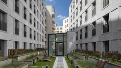 Veren Place Sovetskaya Residential Complex  / SPEECH architectural office