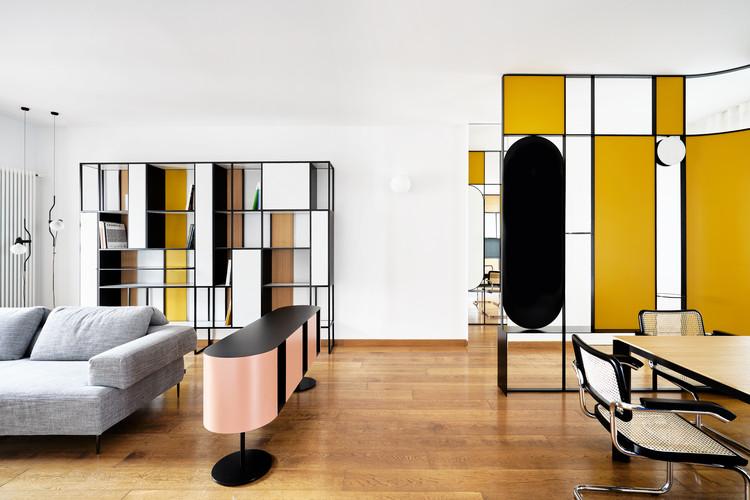Apartamento Isole / biro+, © Filippo Ferrarese