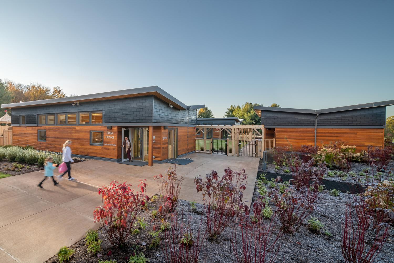Slate School / Patriquin Architects. Image © Ian Christmann