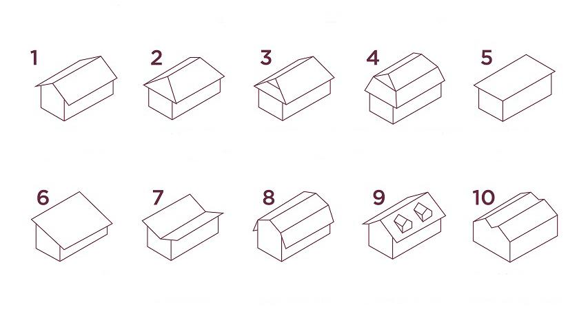 10 tipos de techos y las posibilidades de las cubiertas de pizarra,Cortesia de Cupa Pizarras