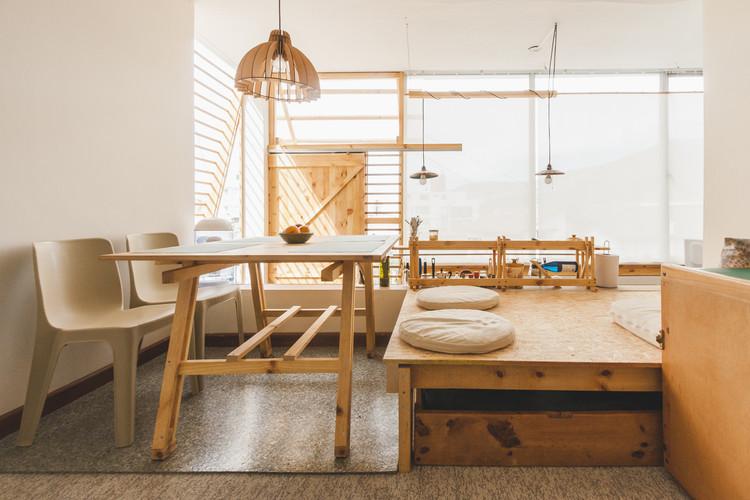 Casa en un Corredor / ESEcolectivo Arquitectos, © José de la Torre