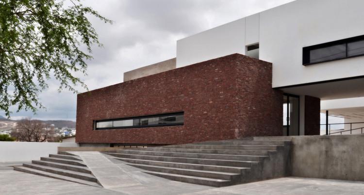 College of Architecture Building San Luis Potosí / x-studio. Image © Iván Juárez