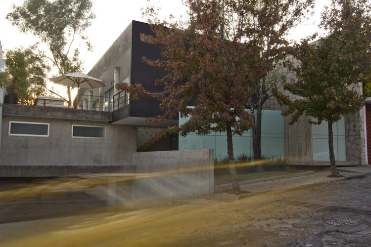 Block House / a-001. Image Cortesía de a-001