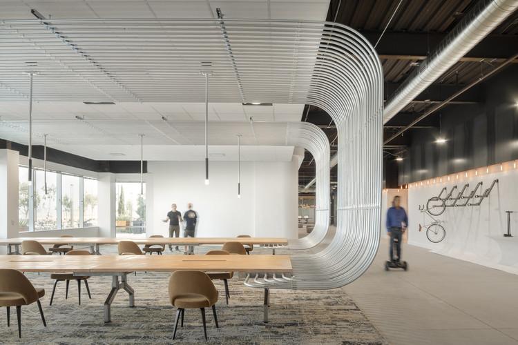 CDK GLOBAL Offices / modulus, © Patrik Argast