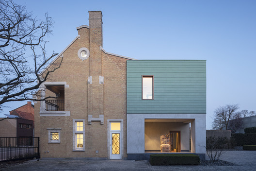 Monumen(t)huis Office Renovation  / Declerck-Daels, Architecten