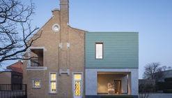 Oficina MonumenThuis / Declerck-Daels, Architecten
