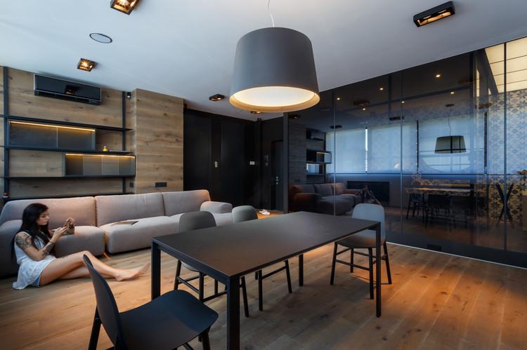 DT1H1 Apartment / Igor Sirotov Architects, © Alexander Angelovskiy