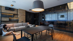 DT1H1 Apartment / Igor Sirotov Architects