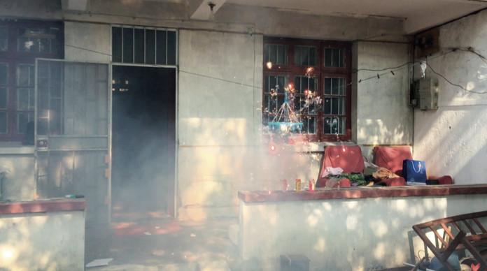 Photo of Fan Jiujiang's old house. Image Courtesy of Fan Jiujiang
